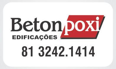 BETONPOXI edificações