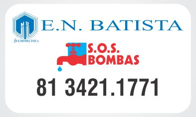 E.N Batista sos bombas