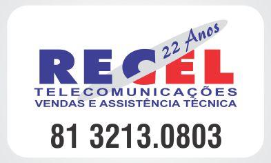 RECEL telecomunicações vendas e assistência técnica