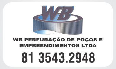 WB perfuração de poços e empreendimentos Ltda